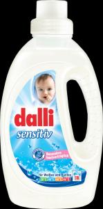 dalli sensitiv universalus skystas skalbiklis 18 skalbimų