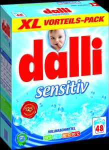 dalli Sensitiv 48 Waschen