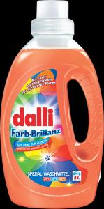 dalli Brillanz skystas skalbiklis spalvų  blizgesys
