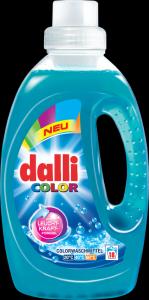 dalli color skystas skalbiklis 18 skalbimų