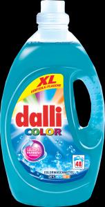 dalli color skystas skalbiklis 48 skalbimų