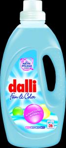 dali Fein&Color skystas skalbiklis 36 skalbimų