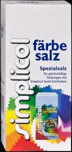 Simplicol dažymo druska tolygiam nudažymui 500g