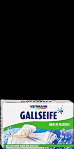 Heitmann dėmių išėmėjas su tulžimi kietas muilas 40g