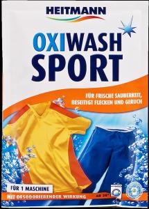 Heitmann dėmių ir kvapo išėmėjas Sport spalvotiems audiniams 50g