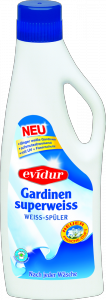 evidur Gardinen superweiss 500ml